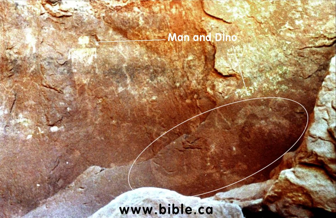 Dinosaur Petroglyphs and a Lesson in Intellectual Dishonesty