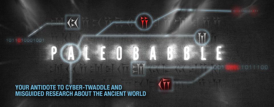 Paleobabble