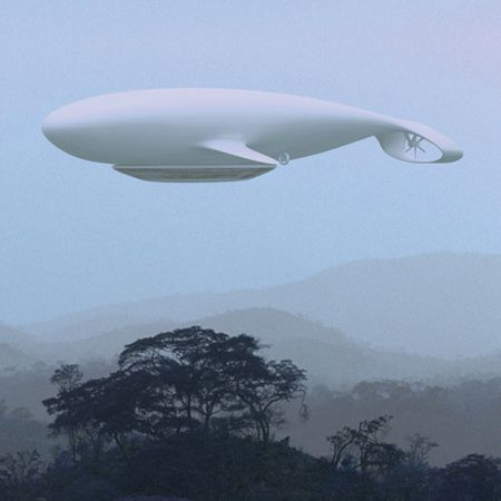 Manned Cloud dirigibles ecologicos