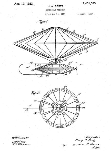 dirigible1917