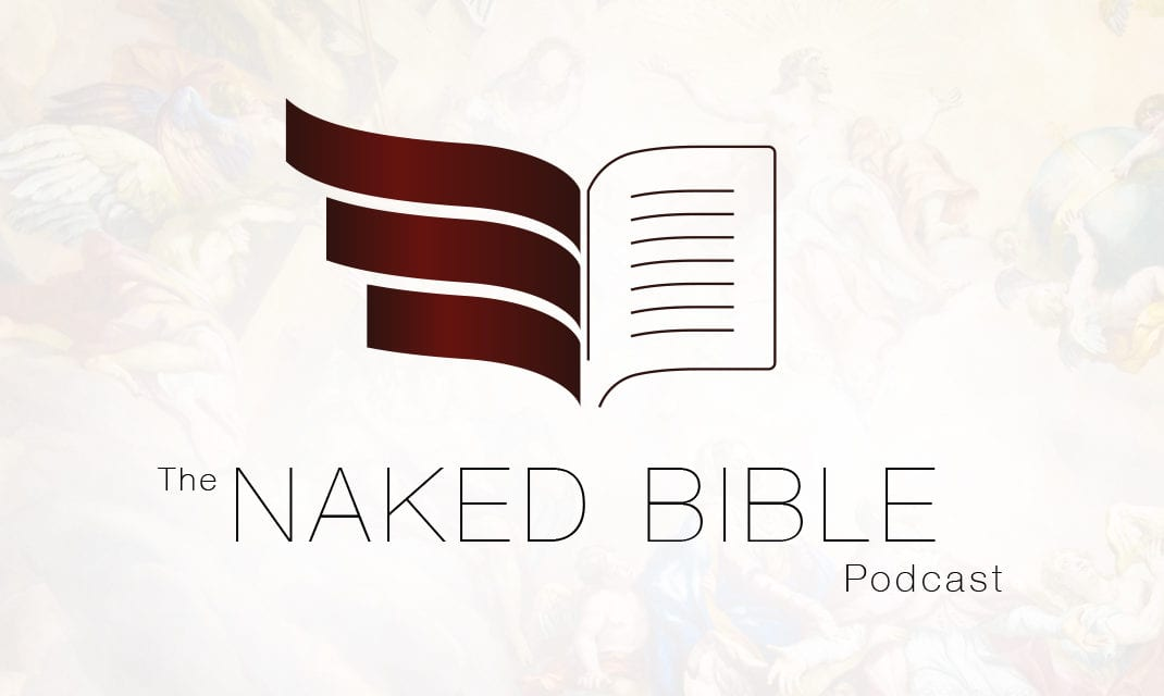 Naked Bible 95: David Burnett – Resurrection and the Death of the Gods