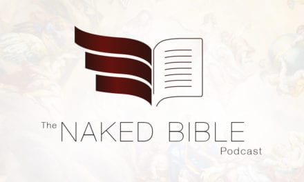 Naked Bible 95: David Burnett – Resurrection and the Death of the Gods