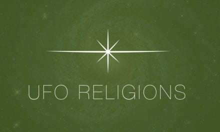 Article Archive Added to UFO Religions