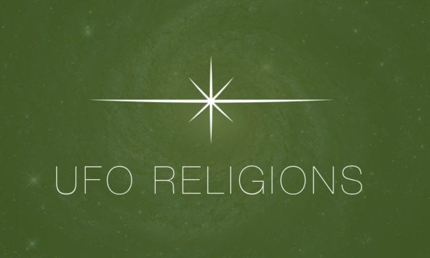 UFOs, ETs, and Religion, part 1